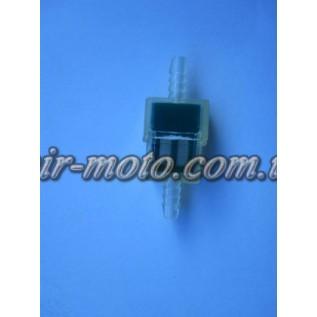Фильтр бензиновый 013 прямоугольный (сетка+магнит) мото