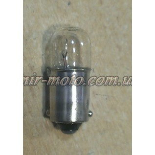 Лампа 6V  2W приборка с цоколем (03103) (Симсон)