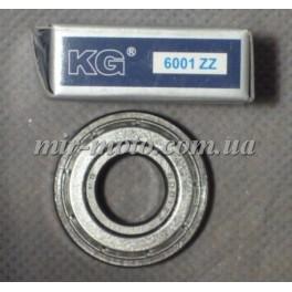 Подшипник 6001 (101) ZZ (KG) 12х28х8