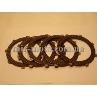 Мотороллер Диски сцепления металл-текстолит