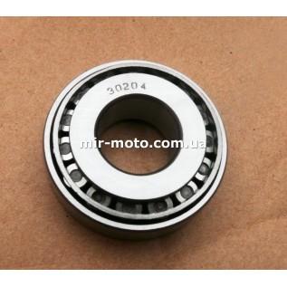 МТ Подшипник 30204 (7204) (колеса) KG  (20x47x15.25)