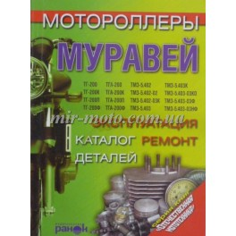 Книга Муравей / Инструкция по ремонту / Ранок
