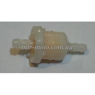 Фильтр бензиновый 017 цилиндрический с бумажным элементом (Т-623)